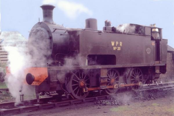 0-6-0T Wemyss Private Railway No.20 locomotive picture