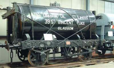Oakbank Oil Tank Wagon, 1894
