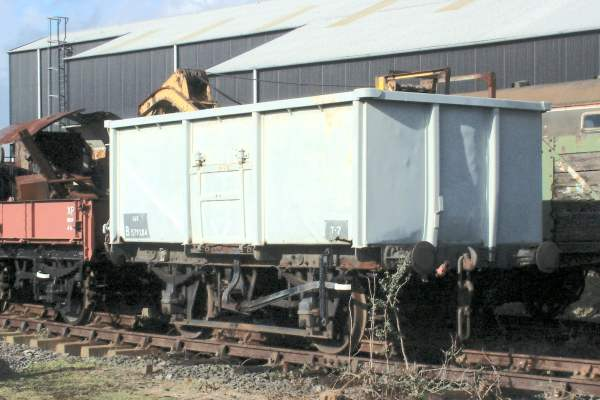 16 ton Mineral Wagon, British Railways No.B579284