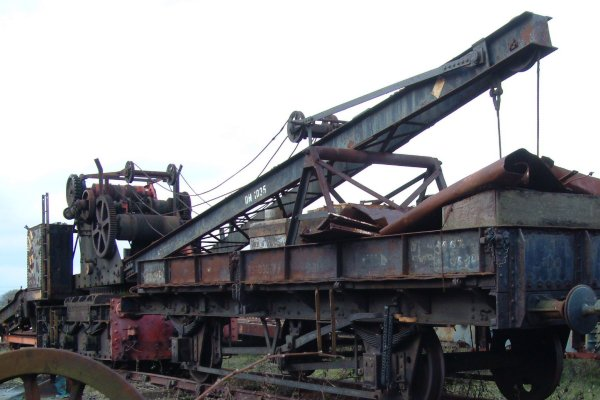 7½ ton Steam Permanent Way Crane, London Midland & Scottish Railway
