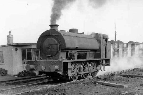 0-6-0ST National Coal Board, Area 4 (Central East) No.17 locomotive picture